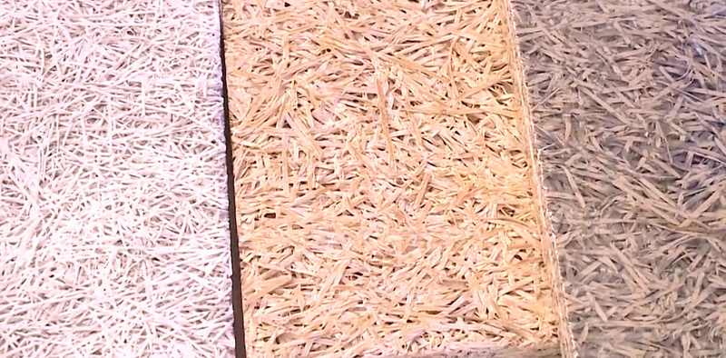 Фибролитни панели  - плоскости